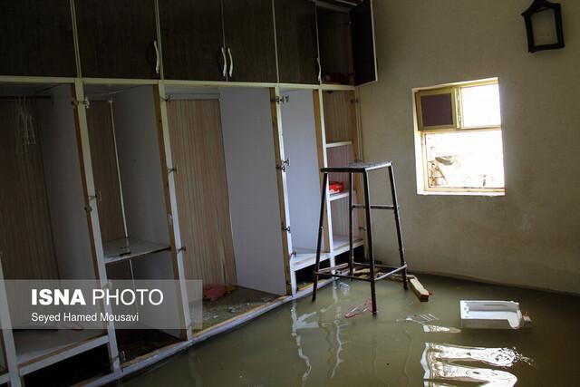 سیل، 8000 منزل مسکونی در اصفهان را تخریب کرد