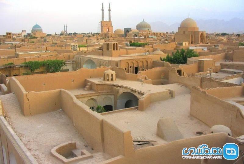 بافت تاریخی یزد با چه چالش هایی روبروست؟