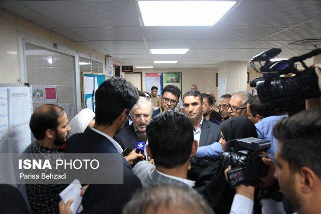 سی تی اسکن مورد احتیاج بیمارستان امام صادق(ع) دلیجان تامین می گردد