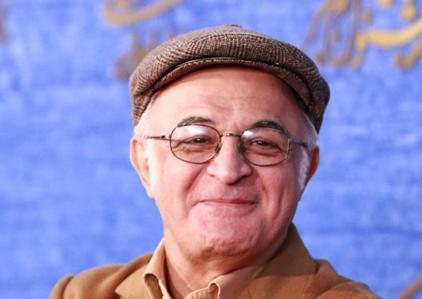 عیادت معاون سازمان سینمایی از فریدون جیرانی