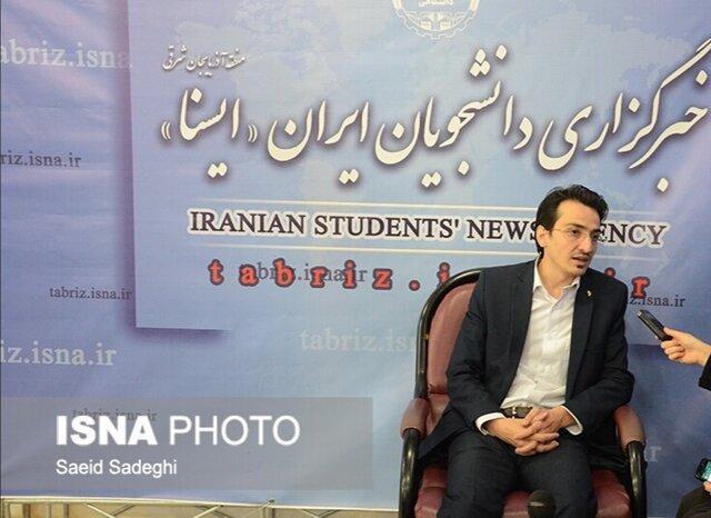 نمایشگاه مطبوعات در تقویم نمایشگاهی نمایشگاه بین المللی تبریز قرار گیرد