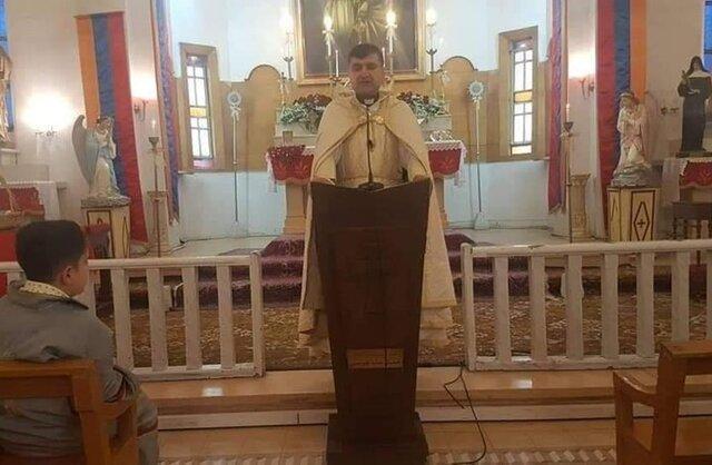 داعش، اسقف کلیسای کاتولیک دیرالزور را ترور کرد