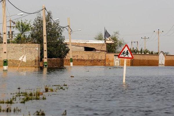 آماده باش ارتش برای کمک به فرایند تخلیه آب در خوزستان
