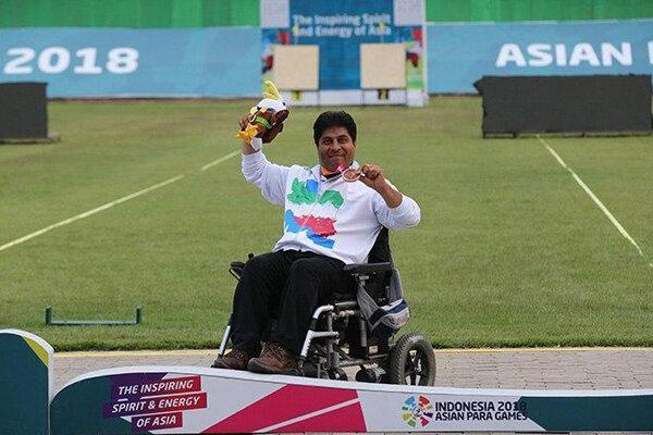 خداحافظی مجید کاکوش از دنیای قهرمانی پاراتیروکمان