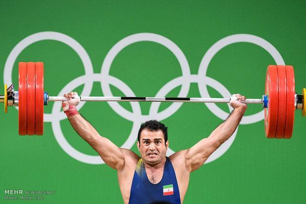 اعزام وزنه برداران ایران به دبی لغو شد، فقط سهراب وزنه می زند