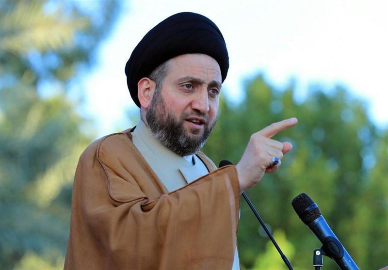 عراق، موضع حکیم درباره تشکیل کابینه علاوی