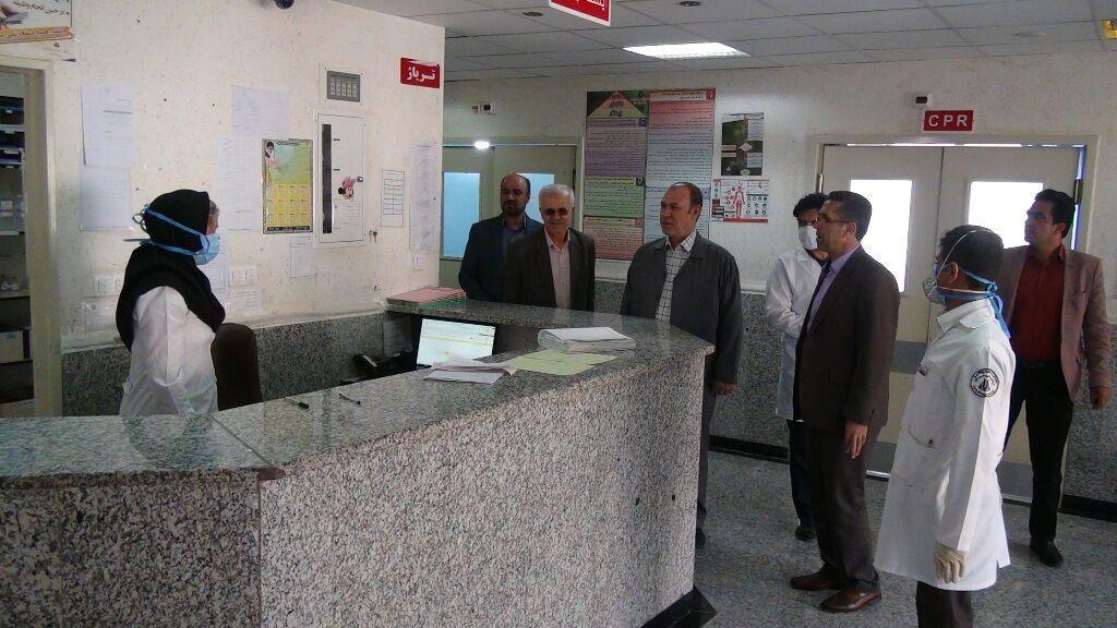 خبرنگاران معاون استانداری کردستان: سلامت مردم خط قرمز دولت است