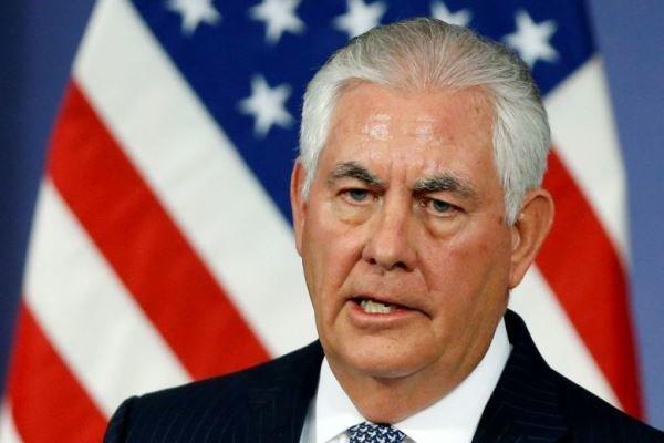 تیلرسون: تحریم های بین المللی در حال ضربه زدن به کره شمالی هستند