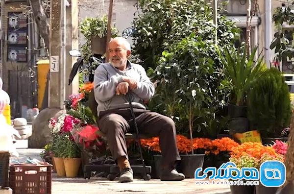 مردی که تاریخ خیابان ولیعصر را زنده کرد