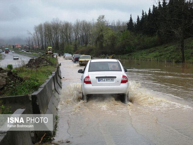 عدم گابیون بندی و مسدود شدن پل ها عامل وقوع سیلاب سیاه کت تالش