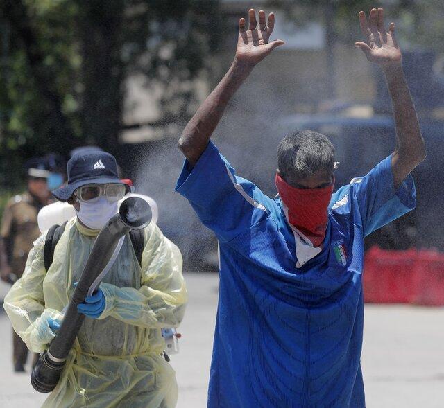 انتخابات پارلمانی سریلانکا تحت الشعاع کرونا