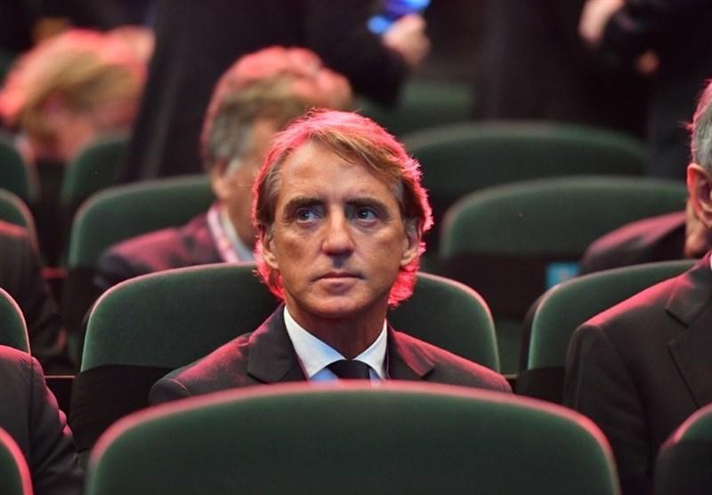 مانچینی: زلاتان در سطح مسی و رونالدوست، درهای تیم ملی به روی بالوتلی باز است