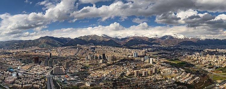 نقشه راه تهران ضد زلزله