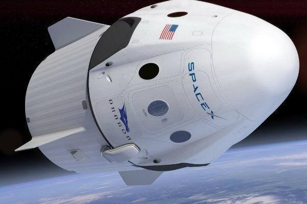 فضاپیمای اسپیس ایکس امروز به زمین بازمی شود